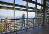 picture of klcc  - Kuala Lumpur  - JPG