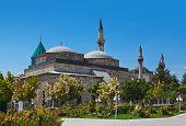 picture of rumi  - Mevlana Museum and Mausoleum  - JPG