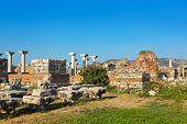 pic of artemis  - Ruins of st - JPG