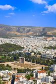 pic of olympian  - Temple of the Olympian Zeus at Athens - JPG