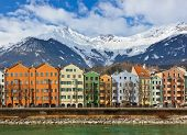 stock photo of winter palace  - Innsbruck Austria  - JPG