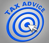 pic of irs  - Tax Advice Showing Irs Support And Instructions - JPG