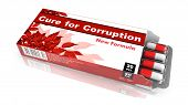picture of corrupt  - Cure for Corruption  - JPG