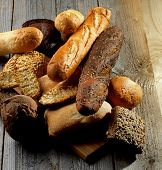 Постер, плакат: Various Bread