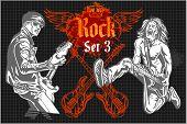 pic of groupies  - Rock - JPG