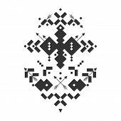 pic of tribal  - Vector Tribal elements - JPG