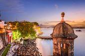 image of san juan puerto rico  - San Juan - JPG