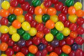 Candy. Candy backgrounds and texture. Candy for wallpapers and backgrounds.  poster