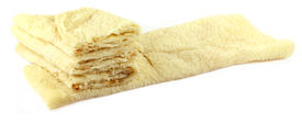 picture of crip  - Hand made roti bread of Indian subcontinent - JPG