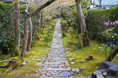 pic of buddhist  - Kyoto Japan  - JPG
