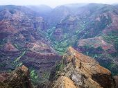Waimea Canyon Viewpoint
