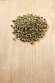 stock photo of mung beans  - green mung beans  - JPG