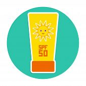 picture of 50s  - Sunscreen SPF 50 - JPG