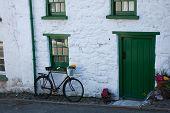 picture of hamlet  - Glenoe or Gleno is a hamlet in County Antrim - JPG