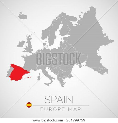 Map Of European Union With