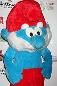 LOS ANGELES - NOV 27:  Smurfs arrives at the 2011 Hollywood Christmas Parade at Hollywood Boulevard