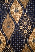 image of batik  - Batik background - JPG