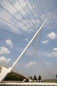 picture of calatrava  - Calatrava bridge  - JPG