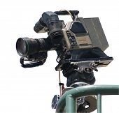 TV Camera with Clipping Path
