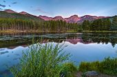 Sprague Lake Colorado