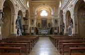 Church of St. Domenico. Tricase. Puglia. Italy.