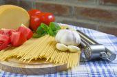 Basic Spaghetti poster