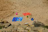 Beach Scenario poster