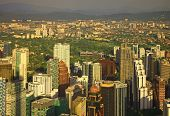 stock photo of kuala lumpur skyline  - View of the Kuala Lumpur - JPG