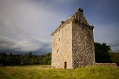 pic of outlaw  - Gilknockie Tower - JPG
