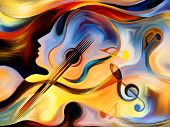 picture of expressionism  - Inner Melody series - JPG
