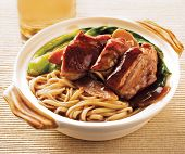 picture of duck  - Delicious china duck noodle - JPG