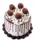 stock photo of ice-cake  - ice cream cake - JPG