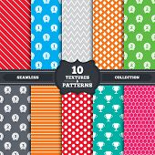image of prize winner  - Seamless patterns and textures - JPG