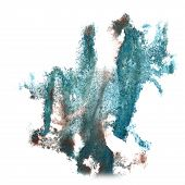 pic of insults  - abstract hand turquoise - JPG