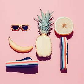 picture of vanilla  - Summer beach set - JPG