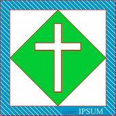 pic of maltese-cross  - Logo for Church - JPG