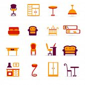 picture of bassinet  - furniture  icons - JPG
