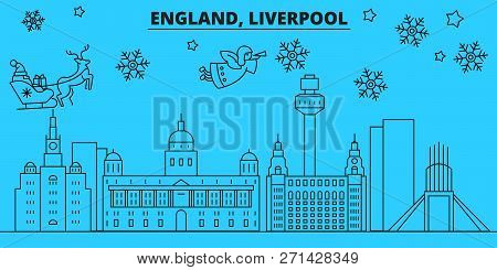 Great Britain Liverpool Winter Holidays