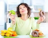 stock photo of junk  - Diet - JPG