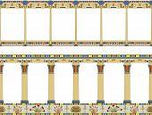 Постер, плакат: Древний Египет Галерея