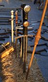 picture of crossed swords  - sword, sword cross, medieval sword, antique swords, weapon of the knight, knight, swords, Medieval weapons, cold weapons, armor
