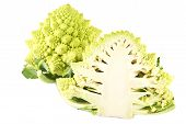 foto of romanesco  - Romanesco broccoli  - JPG