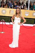 Giuliana Rancic  at the 17th Annual Screen Actors Guild Awards, Shrine Auditorium, Los Angeles, CA.