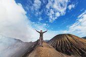 image of bromo  - Hike in Bromo volcano - JPG