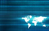 pic of international trade  - Global Partners in Export Trade Software Art - JPG