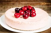 picture of cheesecake  - chocolate - JPG