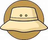 pic of grommets  - bucket hat - JPG