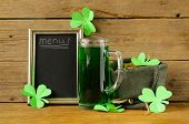 foto of pot gold  - St Patrick - JPG