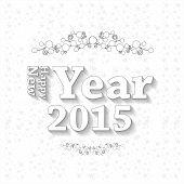 foto of happy new year 2014  - Happy new year 2014 easy editable art design - JPG
