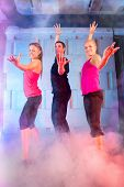 stock photo of zumba  - 